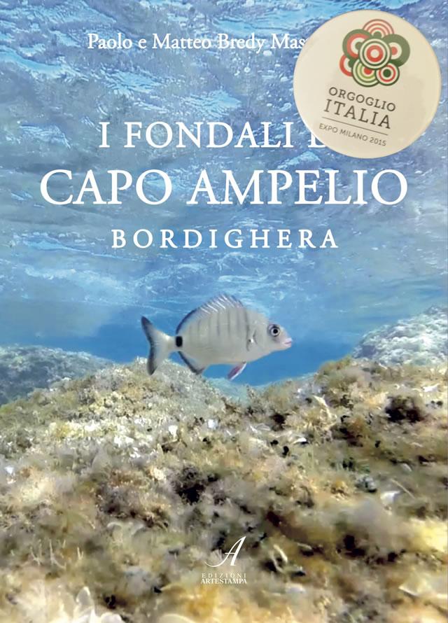 Libro I Fondali di Capo Ampelio Bordighera orgoglio Italia