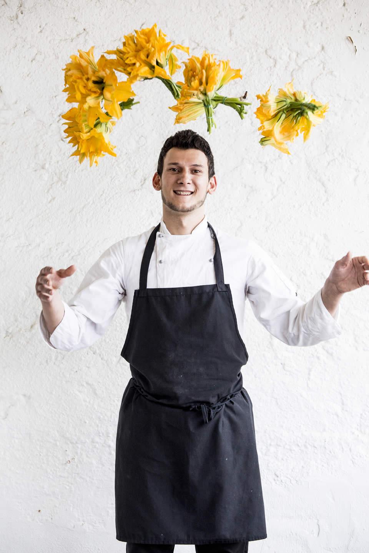chef amarea Nadi Rakipi