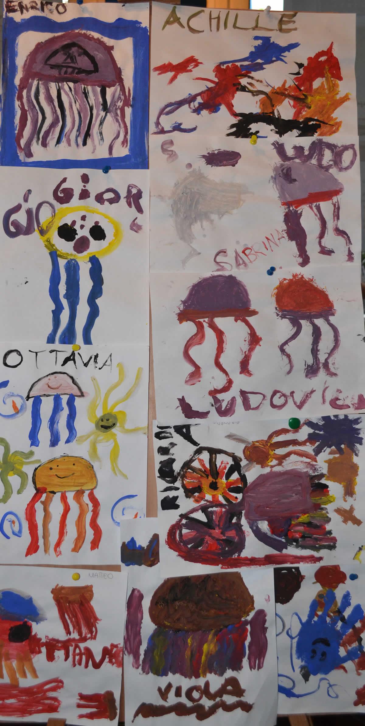 Artisti meduse