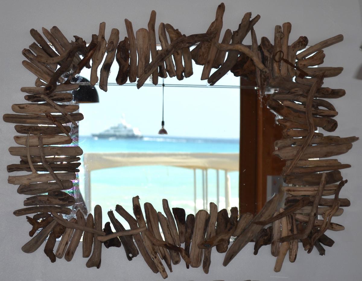 Specchio con barca rit