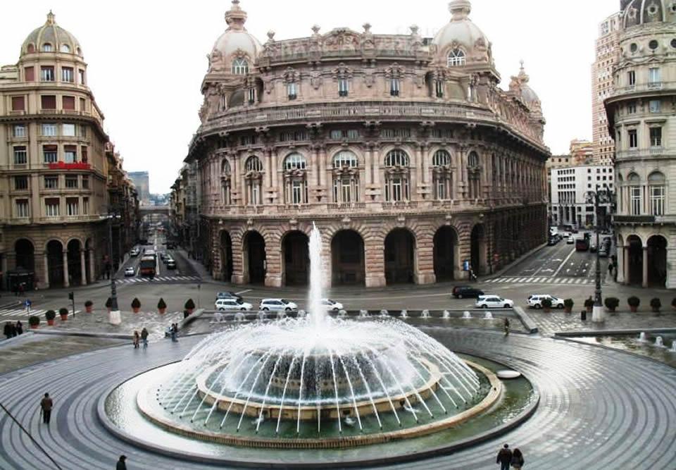 Genova-Piazza Ferrari