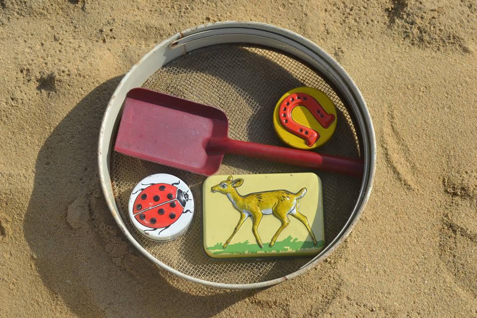 Setaccio e sabbia 960